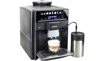 SIEMENS Kaffeevollautomat »EQ.6 plus s400 TE654509DE«, automatische Reinigung, 2... kaufen