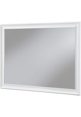 WELLTIME Badspiegel »Mira«, Spiegel weiß, 100 x 70 cm kaufen