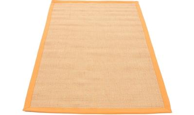 Teppich, »Sisal Sofia«, carpetfine, rechteckig, Höhe 5 mm, handgewebt kaufen