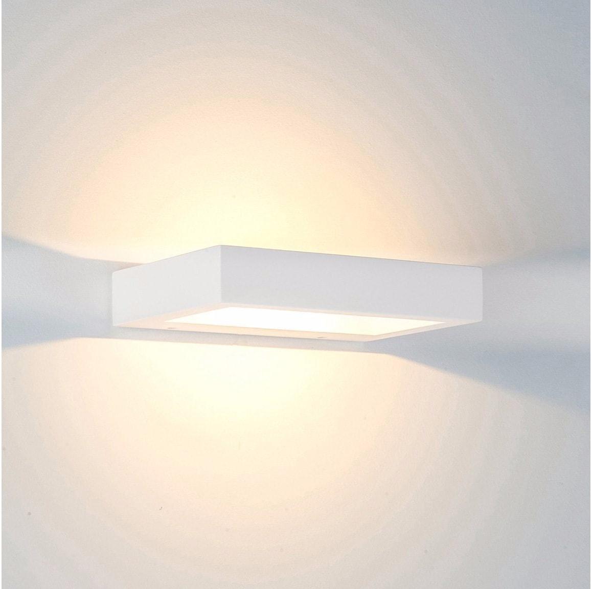 Havit Lighting LED Wandleuchte SHIMMER, Warmweiß