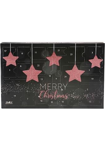 "ZMILE COSMETICS Adventskalender ""Sparkling Star"" (24 - tlg.) kaufen"