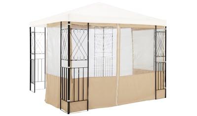KONIFERA Seitenteile für Pavillon »Sumatra«, in versch. Größen kaufen