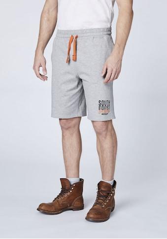 Oklahoma Jeans Sweatshorts »mit zwei Eingrifftaschen« kaufen