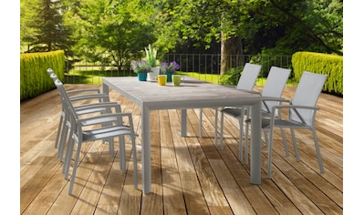 SIENA GARDEN Tisch »Silva«, Aluminium, 220x100 cm kaufen