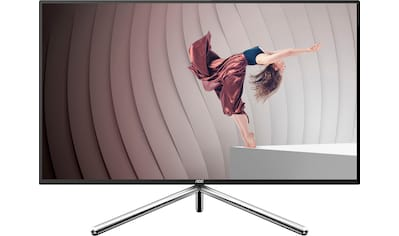 AOC »C32G2ZE/BK« Curved - LED - Monitor (31,5 Zoll, 1920 x 1080 Pixel, Full HD, 1 ms Reaktionszeit, 240 Hz) kaufen