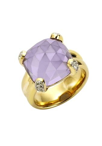 Jamelli Ring »925/ -  Sterling Silber Quarz (beh.) Weißtopas« kaufen