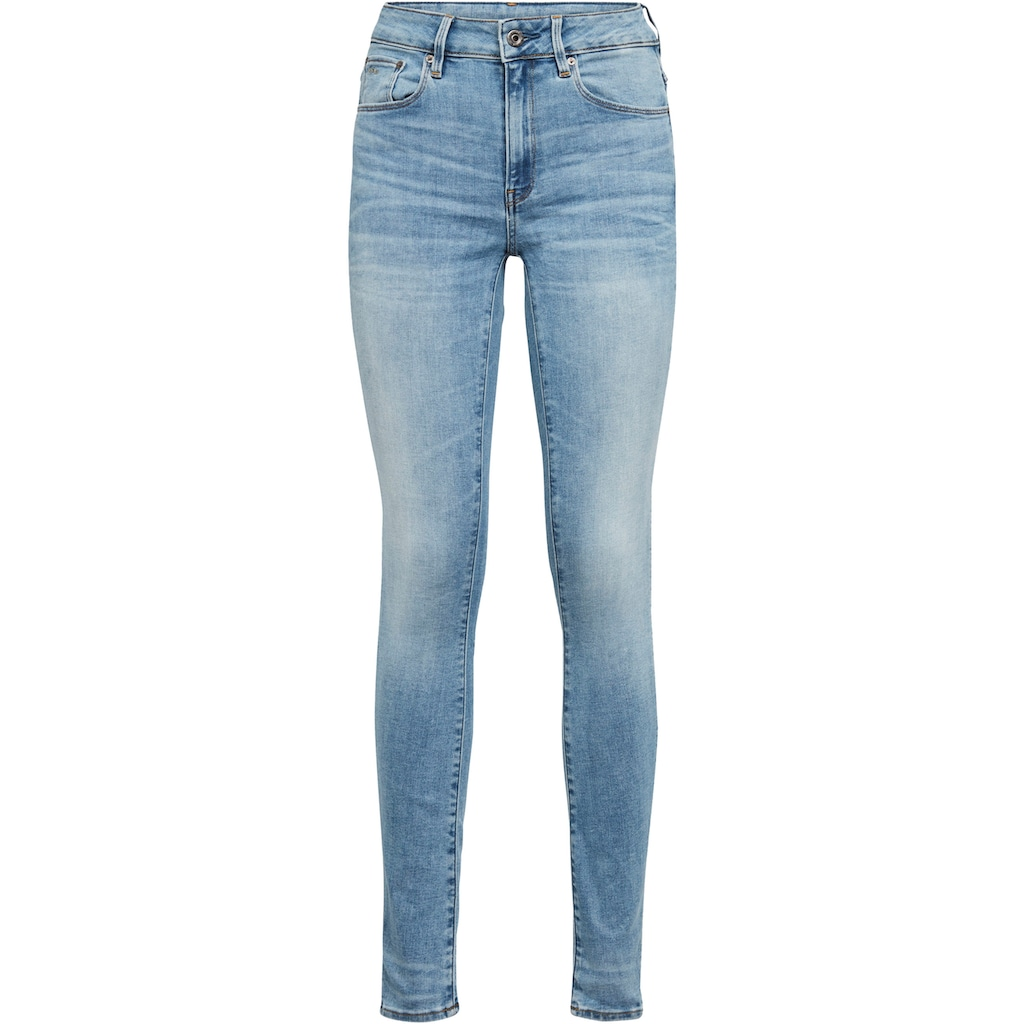 G-Star RAW Skinny-fit-Jeans »3301 High Skinny«, in High-Waist-Form