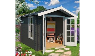 OUTDOOR LIFE PRODUCTS Gartenhaus »Kalmar 0«, BxT: 285x305 cm, inkl. Fußboden kaufen