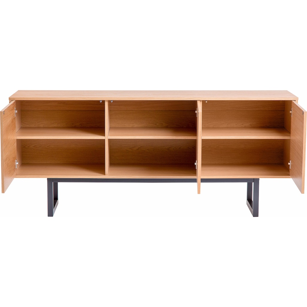 Woodman Sideboard »Malena«, Breite 175 cm
