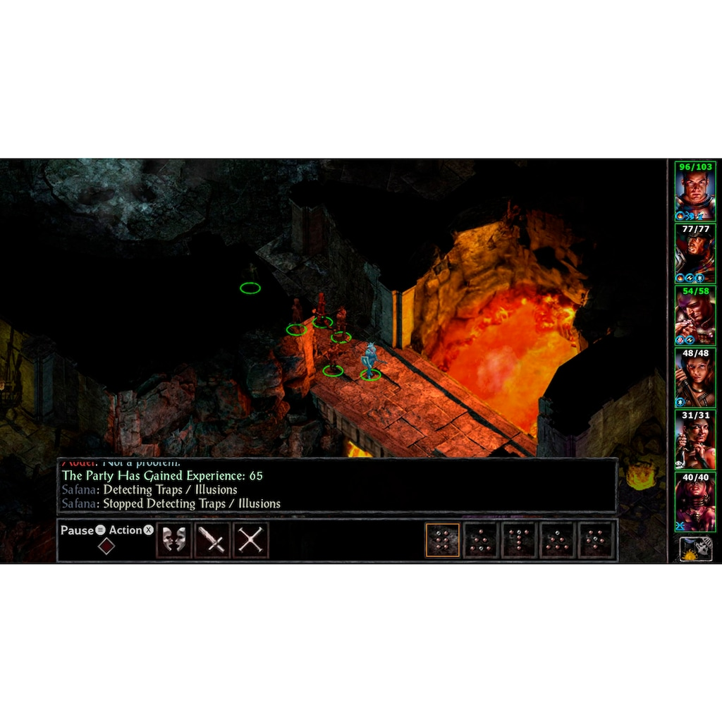 Skybound Games Spiel »Baldur's Gate + Baldur's Gate II (Enhanced Edition)«, PlayStation 4