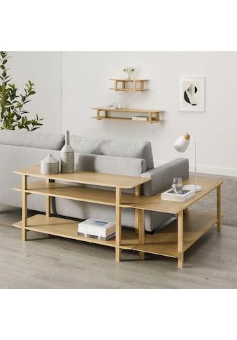 andas Regal »Edna«, Design by Morten Georgsen, praktisches Eckregal mit viel Stauraum,... kaufen