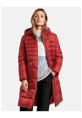 GERRY WEBER Mantel nicht Wolle »Mantel mit Steppmix« kaufen