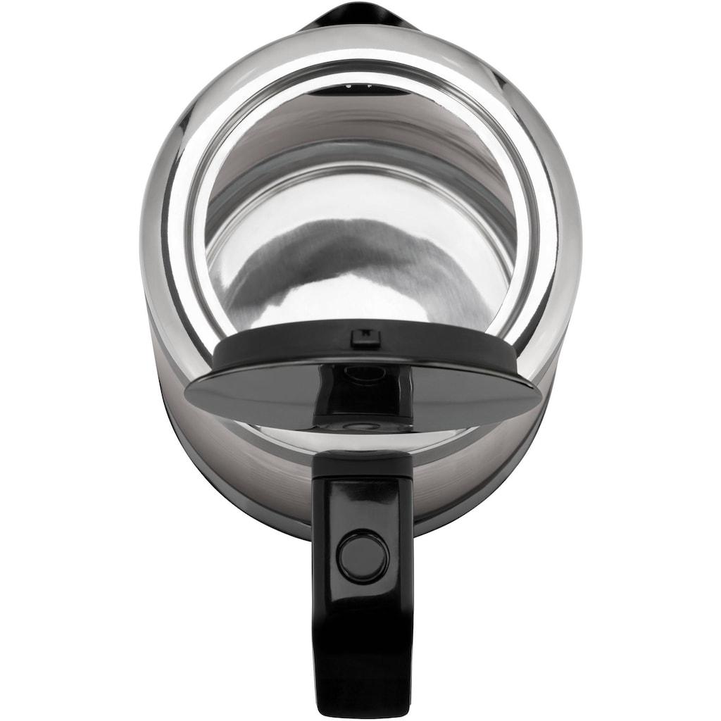 WMF Wasserkocher »KÜCHENminis®«, 1 l, 1900 W, Rauchglas