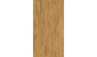 PARADOR Parkett »Classic 3060 Living  -  Eiche astig, lackiert«, 2200 x 185 mm, Stärke: 13 mm, 3,66 m² kaufen