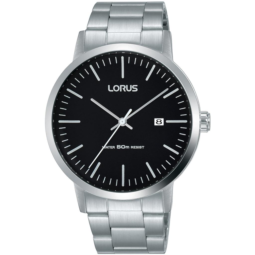 LORUS Quarzuhr »Lorus Klassik, RH989JX9«