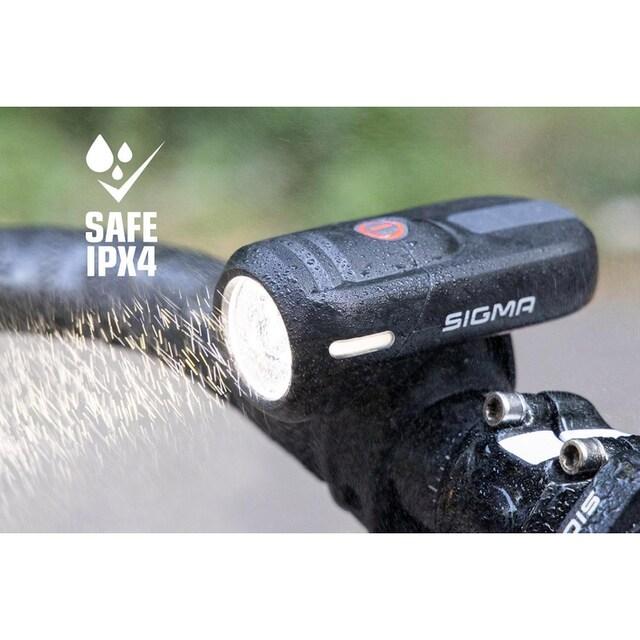 SIGMA SPORT Fahrradbeleuchtung »AURA 45 USB Frontleuchte« (2-tlg.)