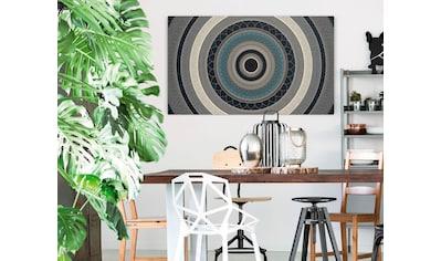 Holzbild »Deco Block 70x118 Mandala« kaufen