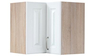 wiho Küchen Eckhängeschrank »Tilda, B/T/H: 60/35/56,5 cm« kaufen