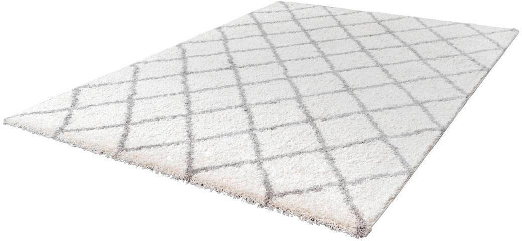 Hochflor-Teppich Loft 300 LALEE rechteckig Höhe 32 mm maschinell gewebt