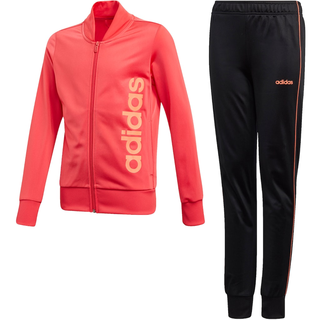 adidas Performance Trainingsanzug »YOUTH GIRL TRACKSUIT« (Set, 2 tlg.)