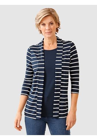 Paola 2in1 Shirt mit Streifenmuster kaufen