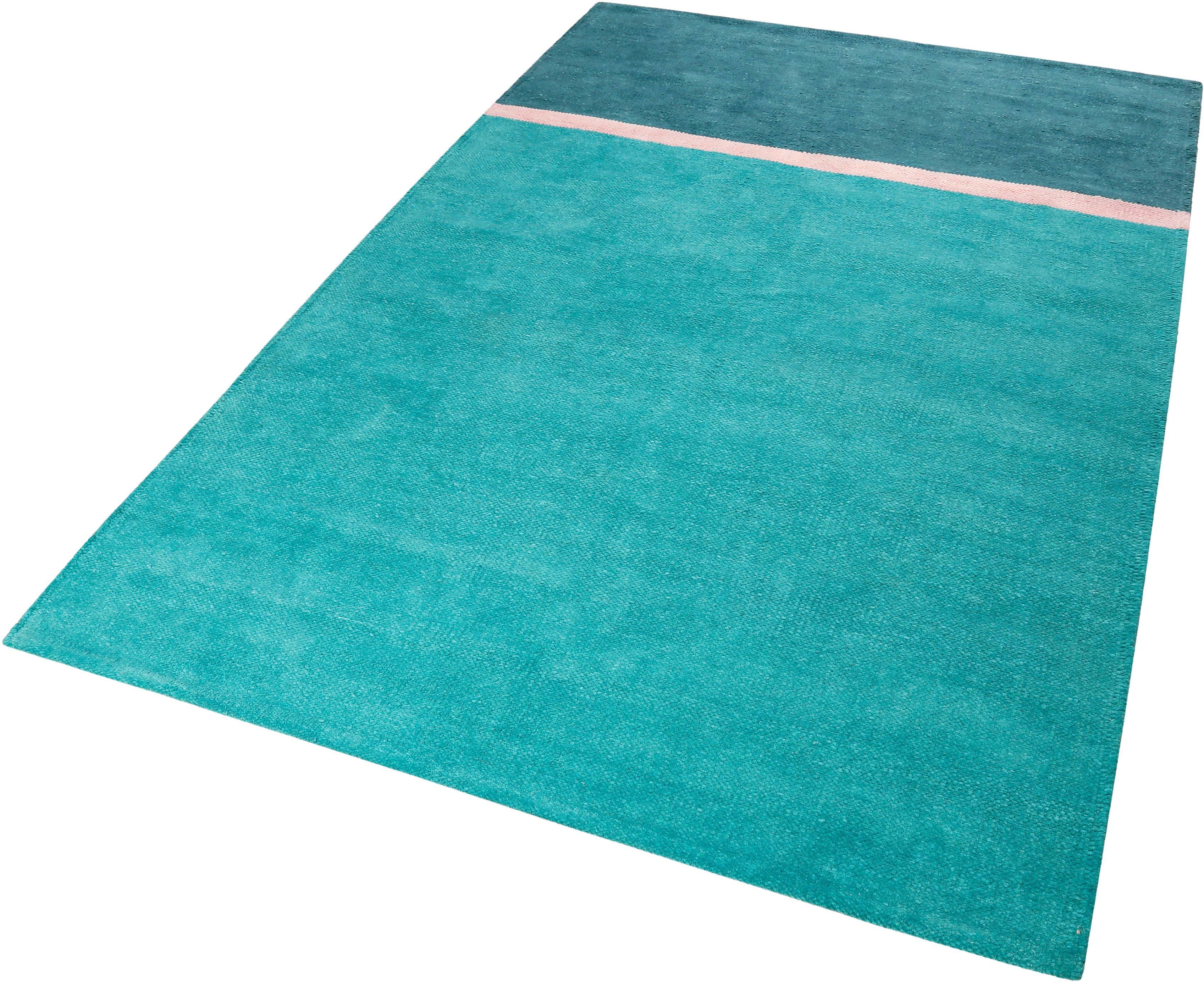 Teppich Calippo Kelim Esprit rechteckig Höhe 6 mm handgewebt