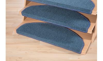 Andiamo Stufenmatte »Bob«, halbrund, 4,5 mm Höhe, melierte Schlinge, erhältlich als Set mit 2 Stück oder 15 Stück kaufen