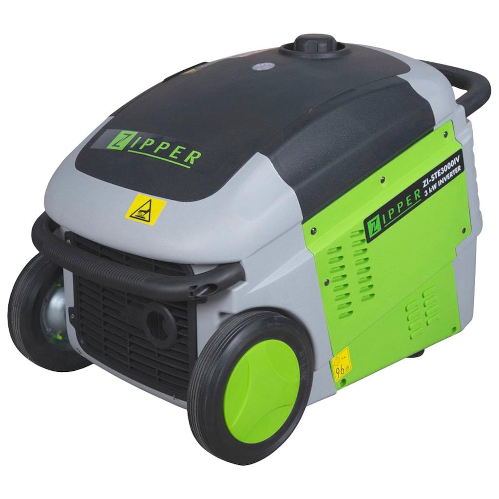 ZIPPER Stromerzeuger »ZI-STE3000IV«