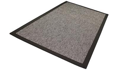 Dekowe Teppich »Naturino Classic, Wunschmaß«, rechteckig, 8 mm Höhe, Flachgewebe, Sisal-Optik, mit Bordüre, In- und Outdoor geeignet, Wohnzimmer kaufen