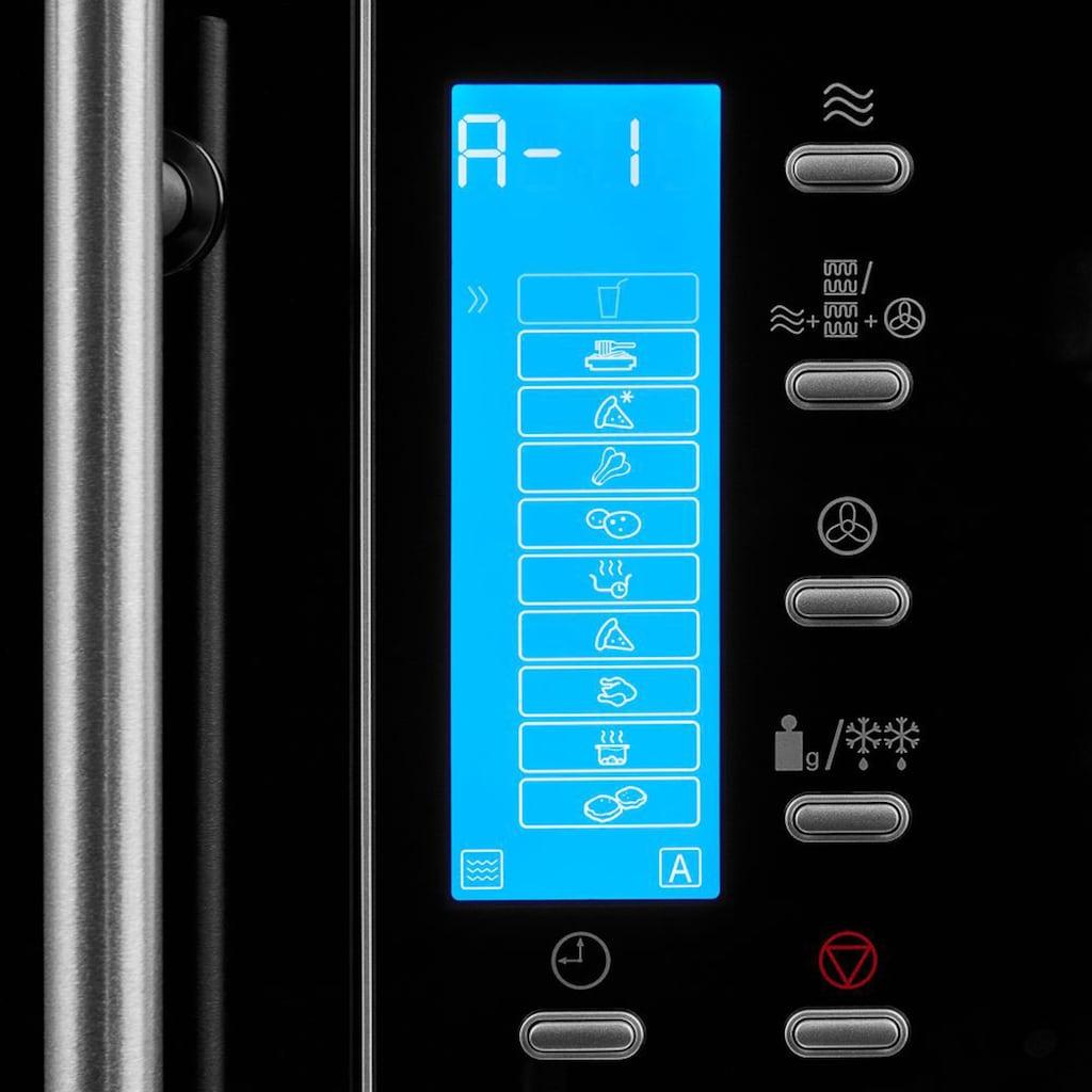Medion® Mikrowelle »MD 15501«, Mikrowelle-Grill und Heißluft, 900 W