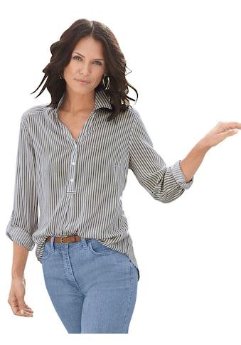 Casual Looks Bluse in weicher Qualität kaufen