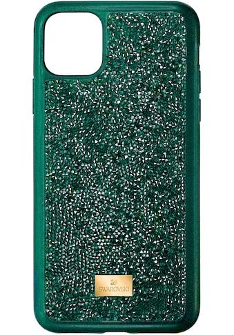 Swarovski Smartphone - Hülle »Glam Rock Smartphone Schutzhülle mit Stoßschutz, iPhone® 11 Pro, grün, 5549939« kaufen