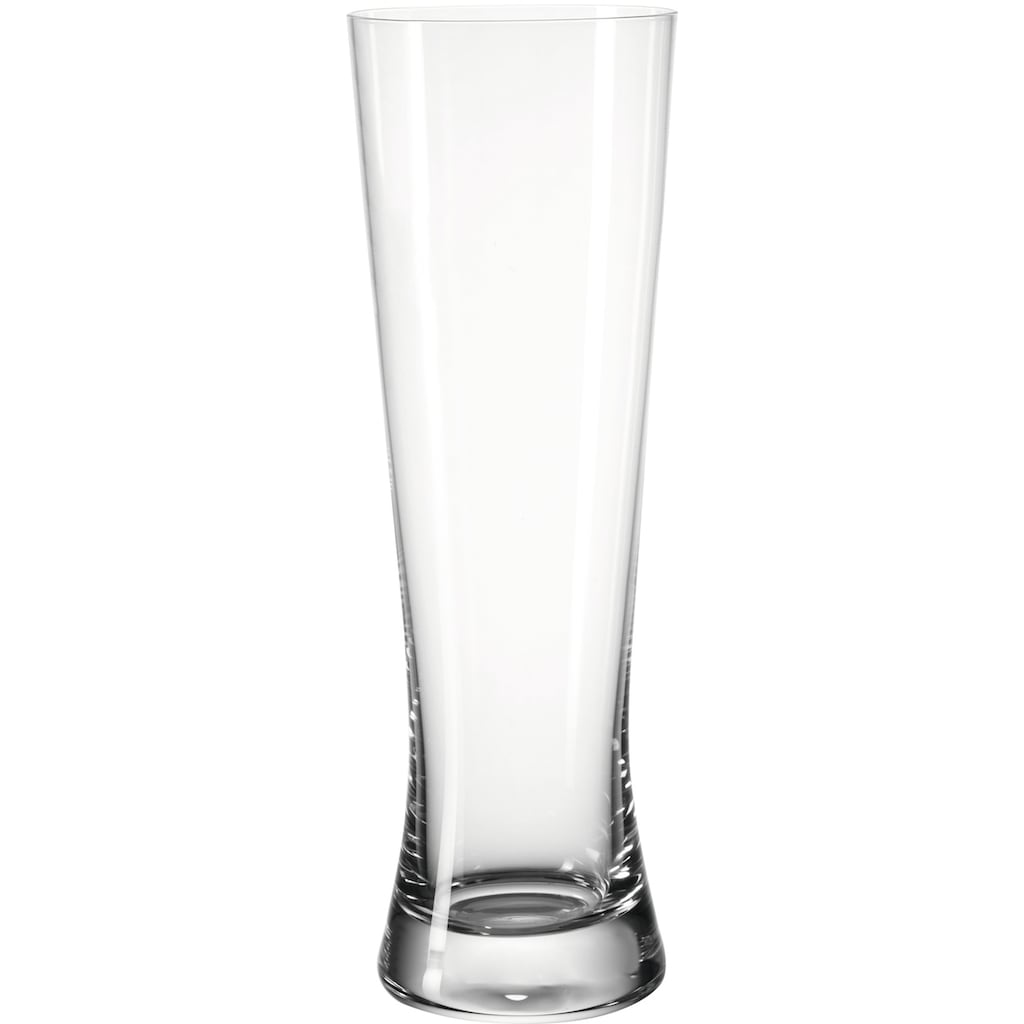 LEONARDO Bierglas »Bionda Bar«, (Set, 6 tlg.), 500 ml, 6-teilig