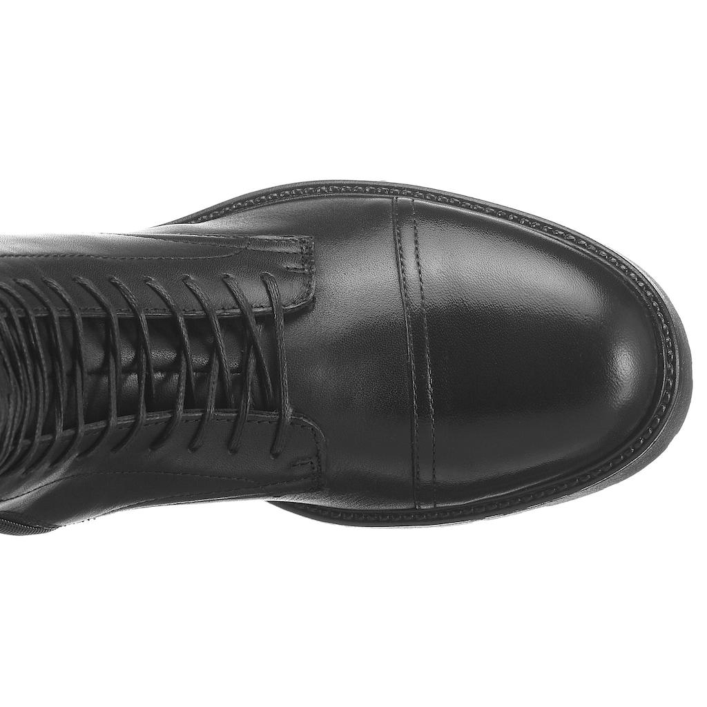 Vagabond Schnürstiefel »KENOVA«, mit kurzem Schaft