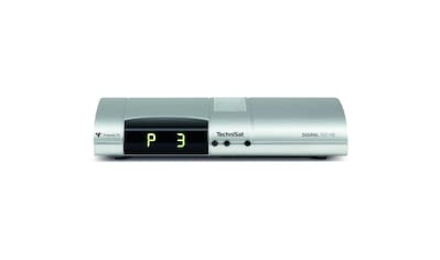 TechniSat DVB - T2 HD Receiver inkl. Freenet TV (PVR Ready, Internet, App) »DigiPal ISIO HD« kaufen