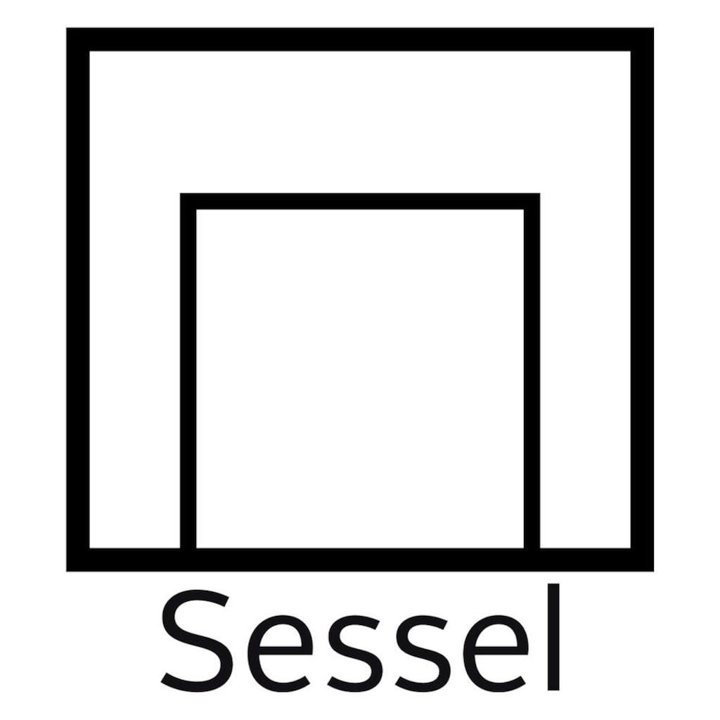 Leonique Sessel »Beatrice«, Ohrensessel mit Knopfheftung im Rücken, Fernsehsessel