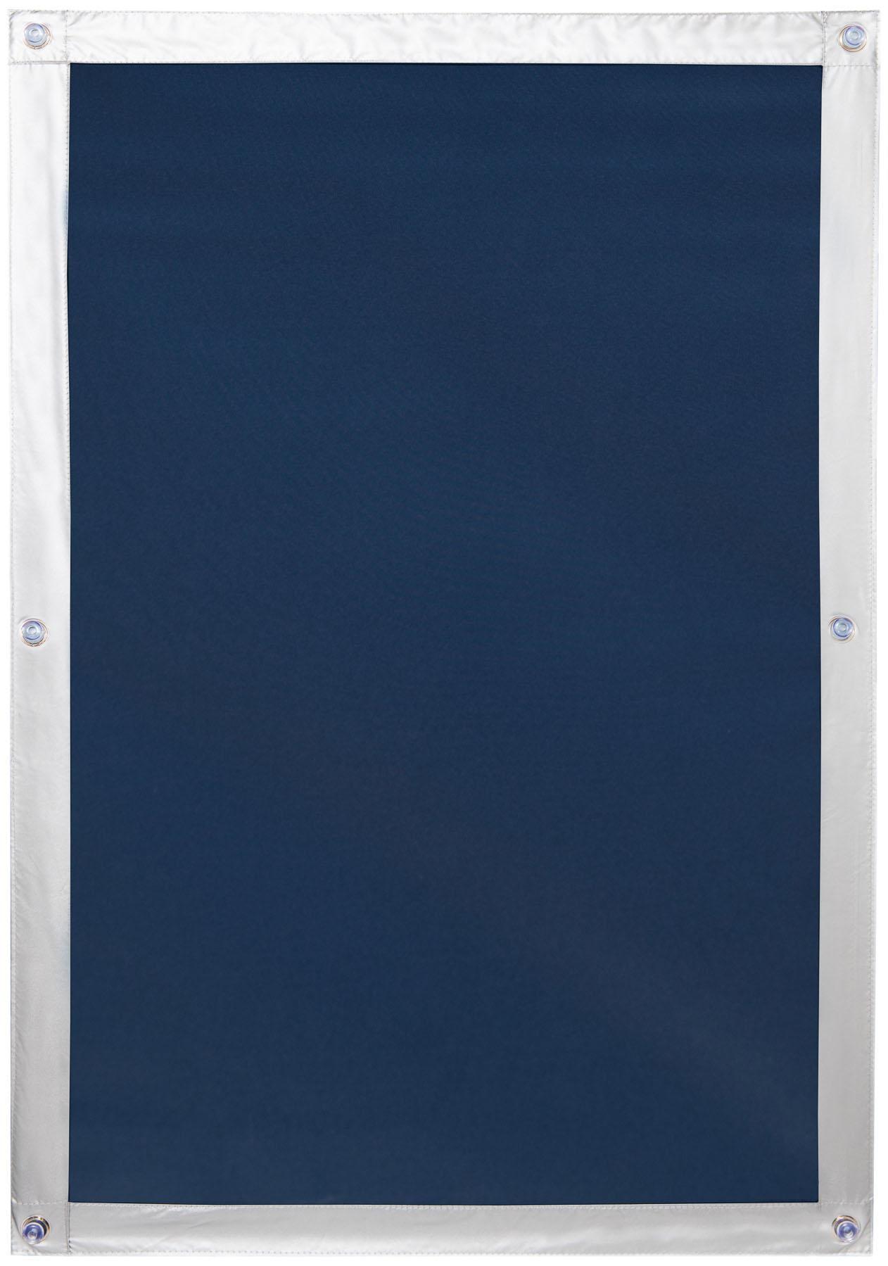 Dachfensterrollo Lichtblick Haftfix Verdunkelung Fixmaß ohne Bohren