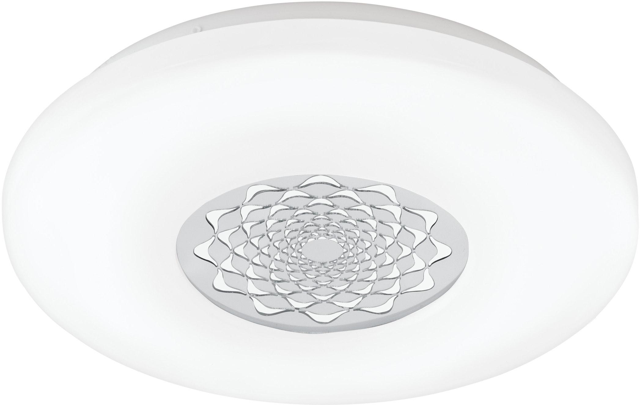 EGLO Deckenleuchte CAPASSO 1, LED-Board, Warmweiß, Deckenlampe