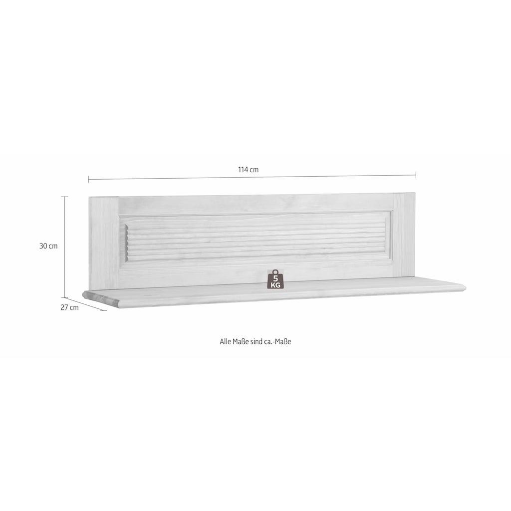 Home affaire Wandpaneel »Rauna«, Höhe 114 cm