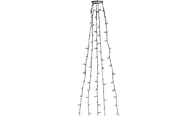 KONSTSMIDE LED-Lichterkette, LED Baummantel mit Ring für den Innenbereich, für... kaufen