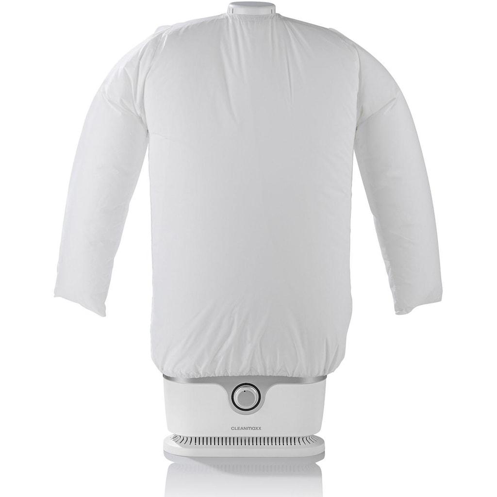 CLEANmaxx Bügelsystem »Hemden- & Blusenbügler«