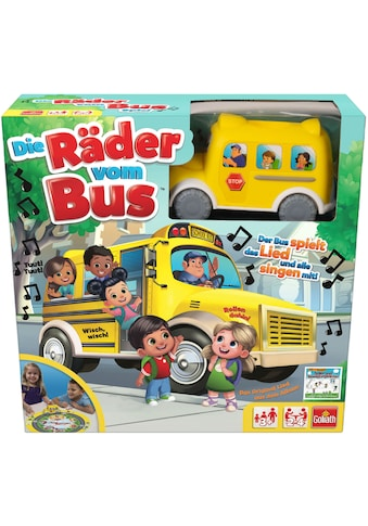 Goliath® Spiel »Die Räder vom Bus«, mit Sound kaufen