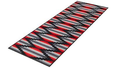 wash+dry by Kleen-Tex Läufer »Ribanna«, rechteckig, 7 mm Höhe, In- und Outdoor... kaufen