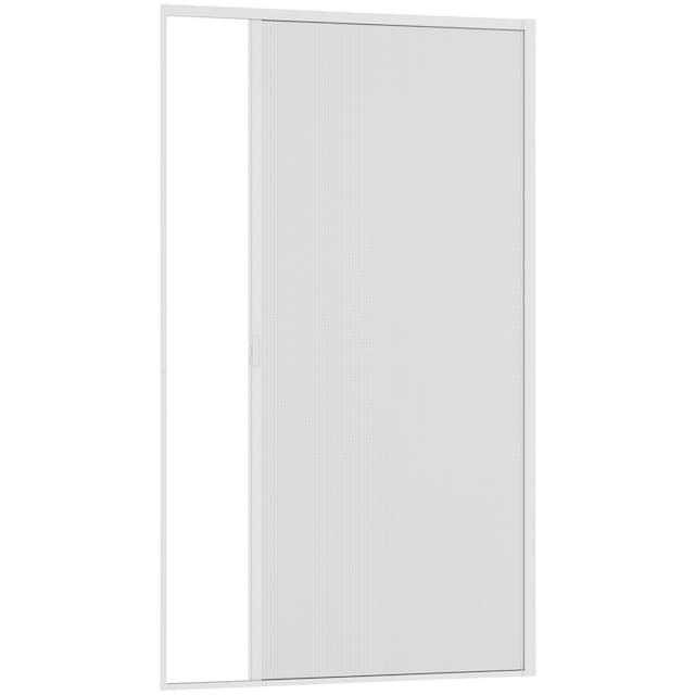 HECHT Insektenschutz-Tür »SMART«, weiß/anthrazit, BxH: 125x220 cm