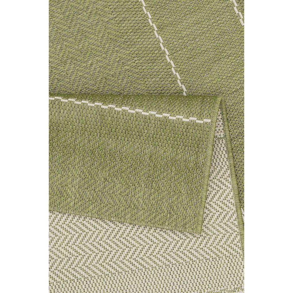 HANSE Home Teppich »Fürth«, rechteckig, 8 mm Höhe, In- und Outdoor geeignet, Sisal-Optik, Wohnzimmer