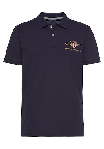 Gant Poloshirt »ARCHIEVE SHIELD PIQUE« kaufen