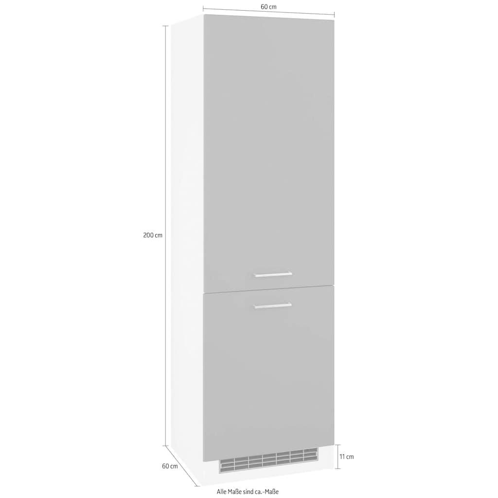 HELD MÖBEL Kühlumbauschrank »Visby«, für großen Kühlschrank, Nischenmaß 178 cm