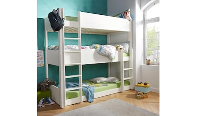 Etagenbett, mit 3 Schlafgelegenheiten kaufen
