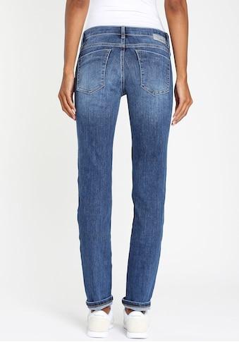 GANG Slim-fit-Jeans »JOJO«, Bewegungsfreiheit mit großer Formstabilität kaufen