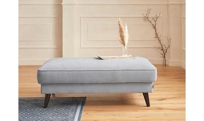Guido Maria Kretschmer Home&Living Hockerbank »Cosini«, Moderne Hockerbank kaufen